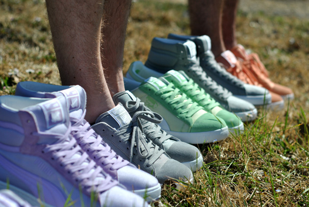 Puma x Undefeated Ballistic Collection 2012