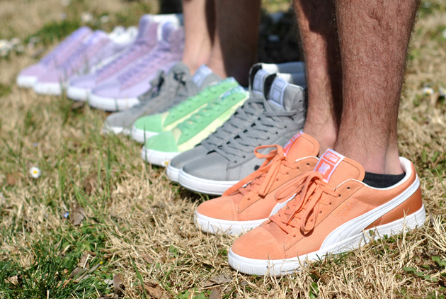 Puma x Undefeated Ballistic Pack 2012
