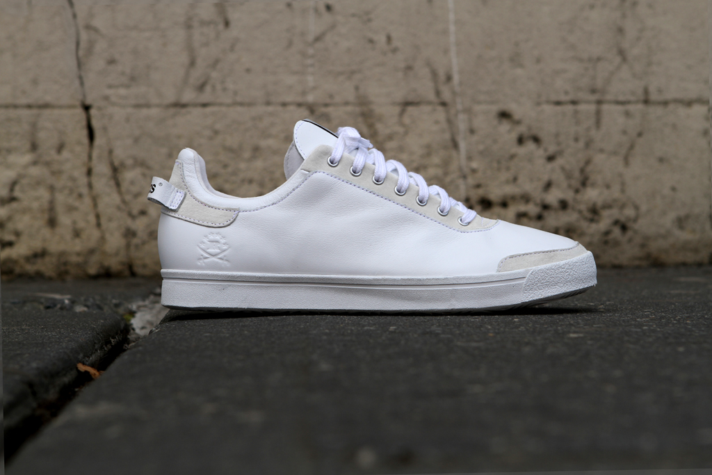 Ransom by adidas Originals The Strata Blanc Printemps Ete 2012 (Alexandre Hoang)