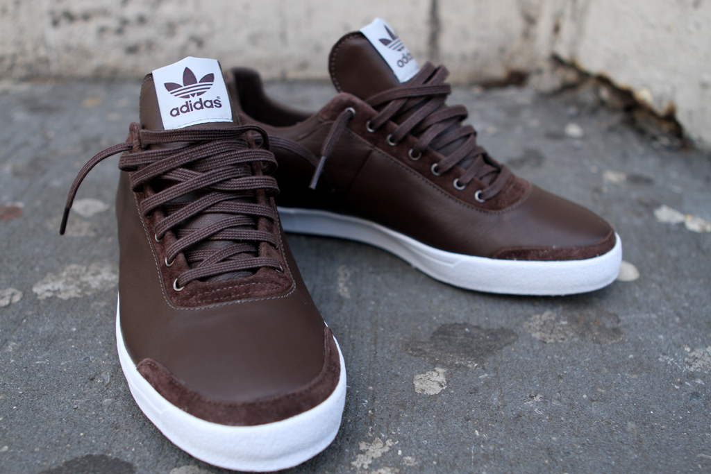 Ransom by adidas Originals The Strata Marron Printemps Ete 2012 (Alexandre Hoang)
