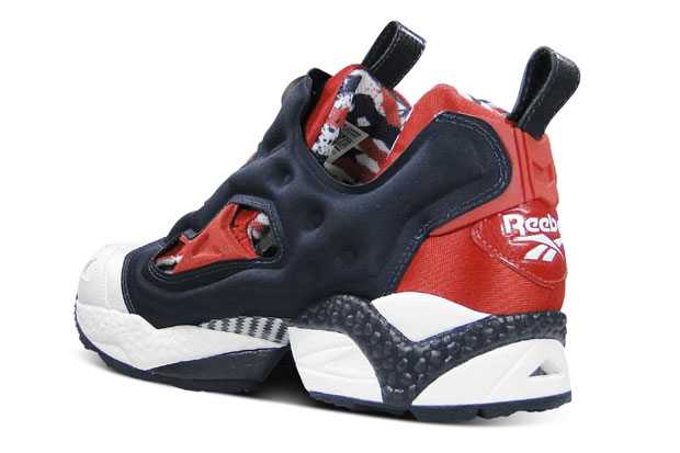 Reebok Pump Fury USA Olympic Games 2012 Pack (Alexandre Hoang)