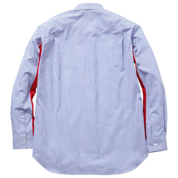 Supreme x Comme des Garçon Button-Down Shirt (Alexandre Hoang)