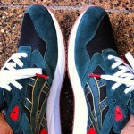24 Kilates x ASICS Gel Saga Preview (Alexandre Hoang)