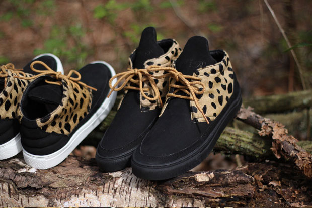 Filling Pieces Leopard Desert Boot (Alexandre Hoang)