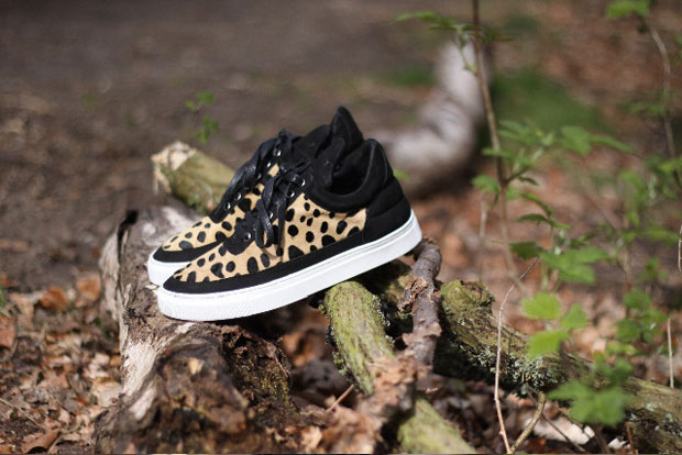Filling Pieces Leopard Low Top (Alexandre Hoang)