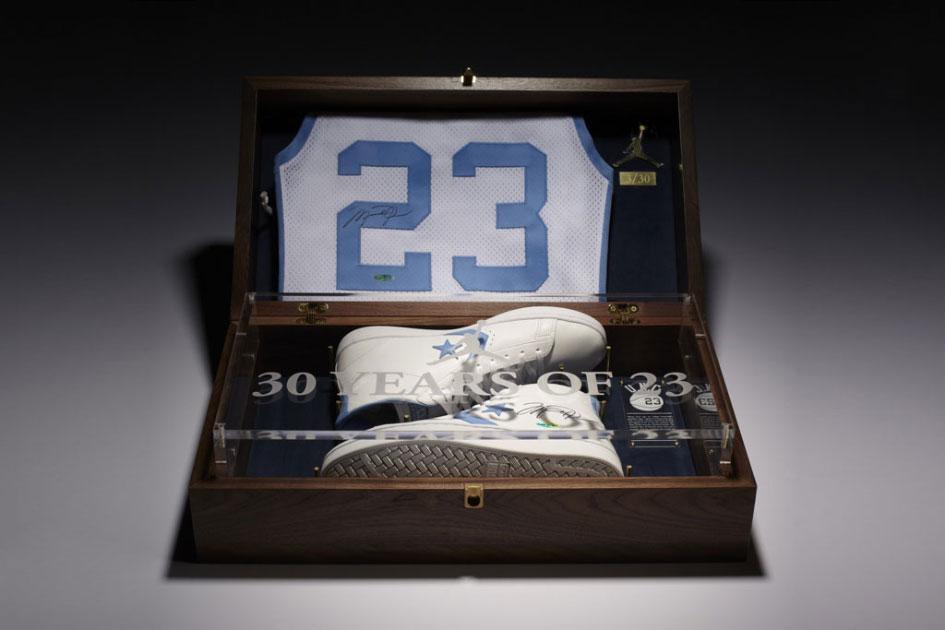 Michael Jordan x Converse Commemorative Pack (Alexandre Hoang)