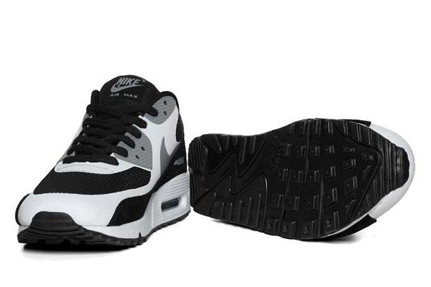 Nike Air Max 90 Premium - Black/Cool Grey-3