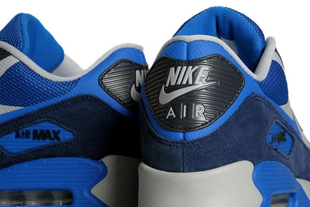 Nike Air Max 90 Premium Dark Obsidian/Soar-2