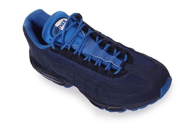 Nike Air Max 95 Midnight Navy 2012 (Alexandre Hoang)