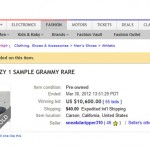 Nike Air Yeezy Sample Grammy eBay