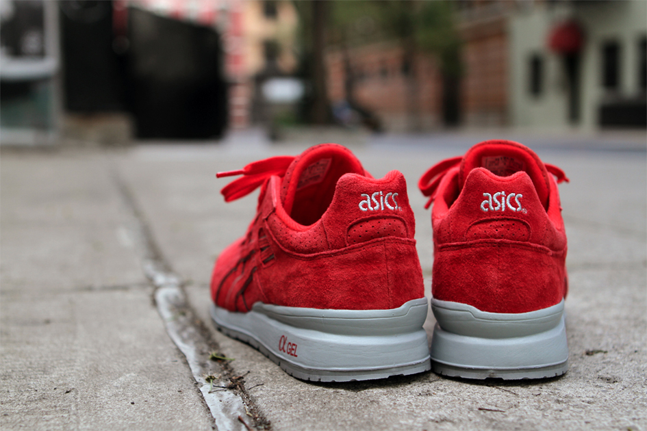 Ronnie Fieg x ASICS Super Red 2.0 GT-II-5