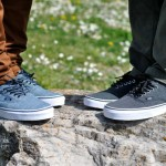 Vans Authentic Chambray - Printemps 2012 (Alexandre Hoang)