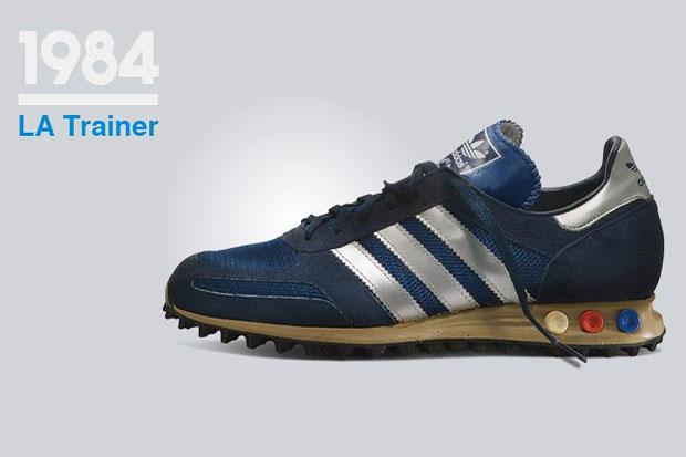 adidas Originals LA Trainer 1984 (Alexandre Hoang)