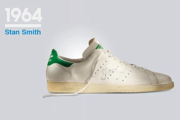 adidas Originals Stan Smith 1964 blanc/vert (Alexandre Hoang)