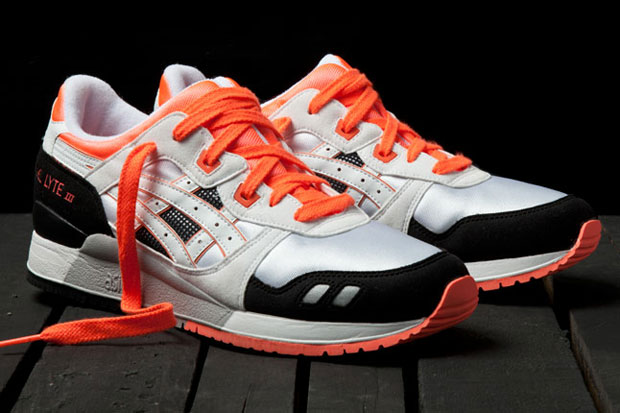 ASICS Gel Lyte III (Orange Blaze)-1