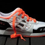 ASICS Gel Lyte III (Orange Blaze)