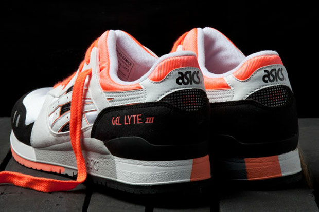 ASICS Gel Lyte III (Orange Blaze)-4