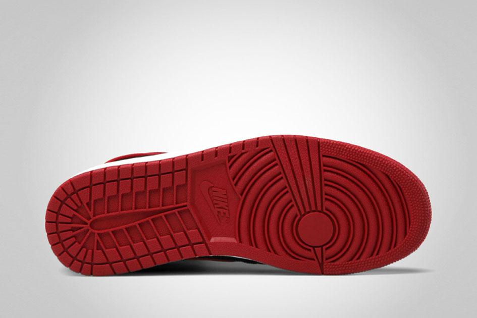 Air Jordan 1 KO - Black/Varsity Red/White-1