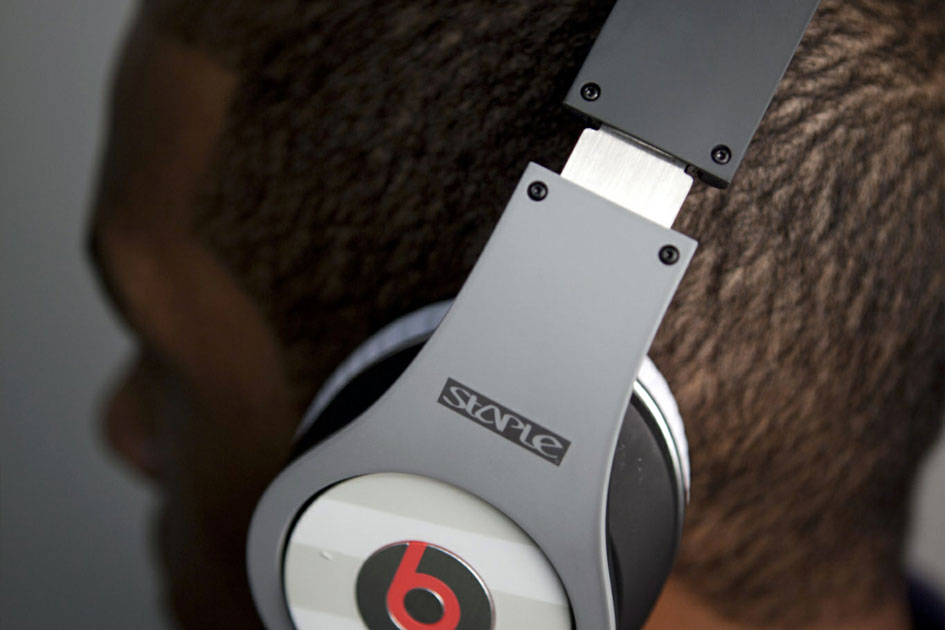 Beats by Dre Studio x Staple