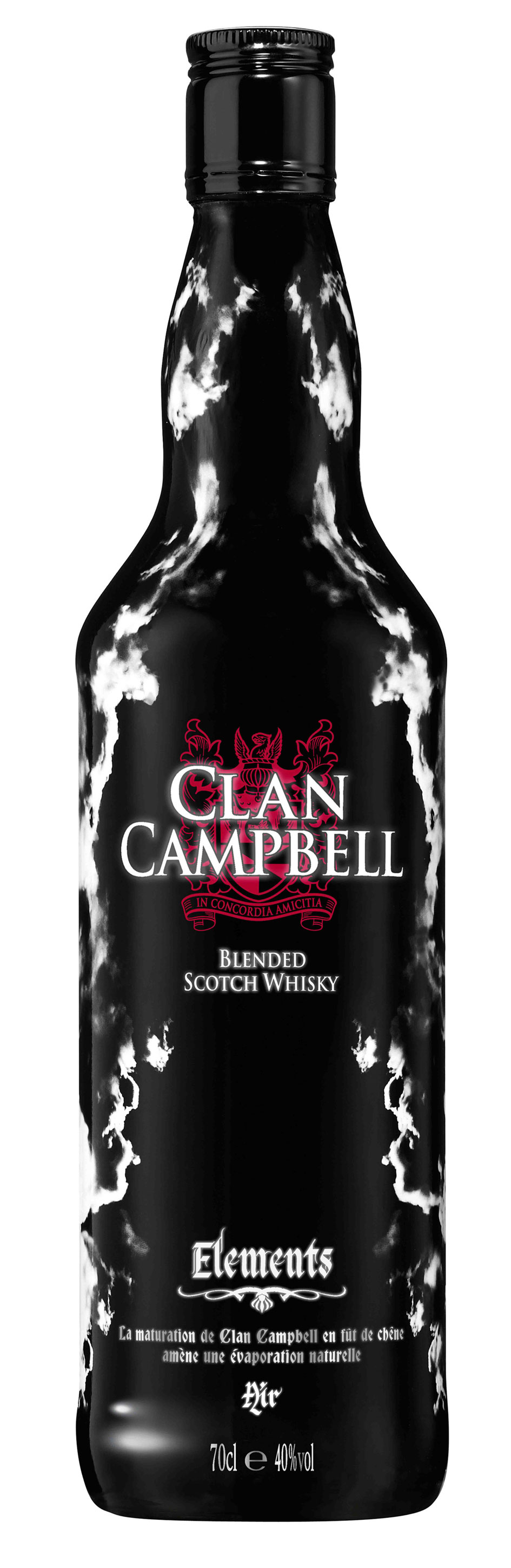 Bouteille Clan Campbell Elements Air