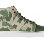 Huf Hupper Hi-Top Camo
