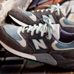 Kith x New Balance 999 Steel Blue x Ronnie Fieg