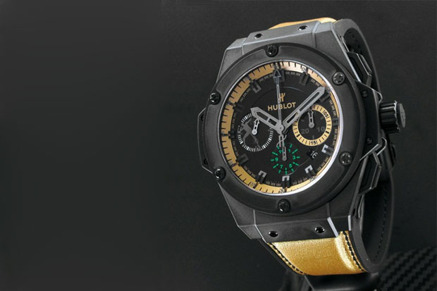 Montre Usain Bolt x Hublot King Power