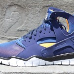 Nike Air Huarache BBall 2012 (Loyal Blue/Vivid Orange)