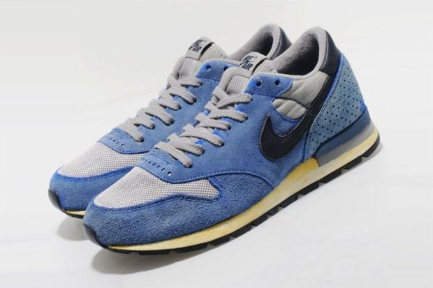 Nike Epic Vintage QS 2012 - Grey/Obsidian Blue