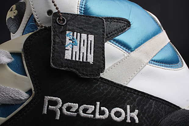 Reebok Shaq Attaq Retro 2012-2
