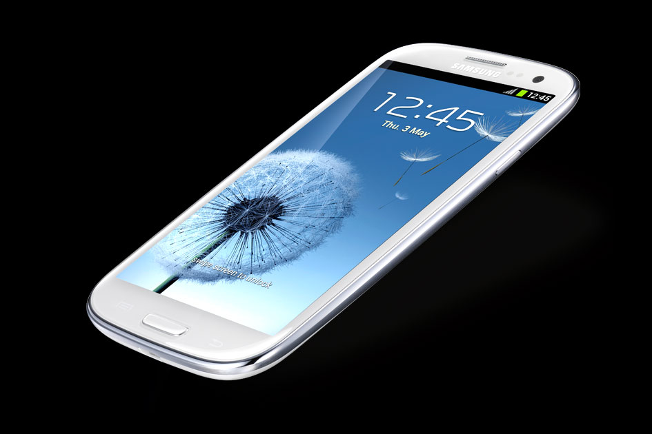 Samsung Galaxy SIII Marble White-3