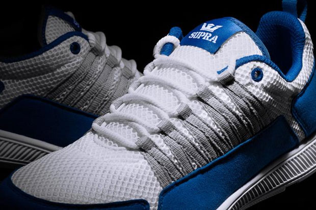 Supra Owen (White/Blue) 2012