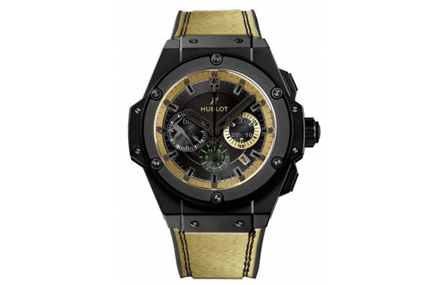 Usain Bolt x Hublot King Power