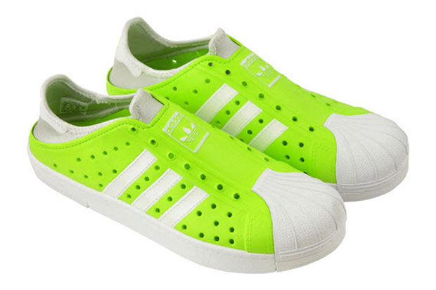 adidas Originals Beachstar Citron/Blanc