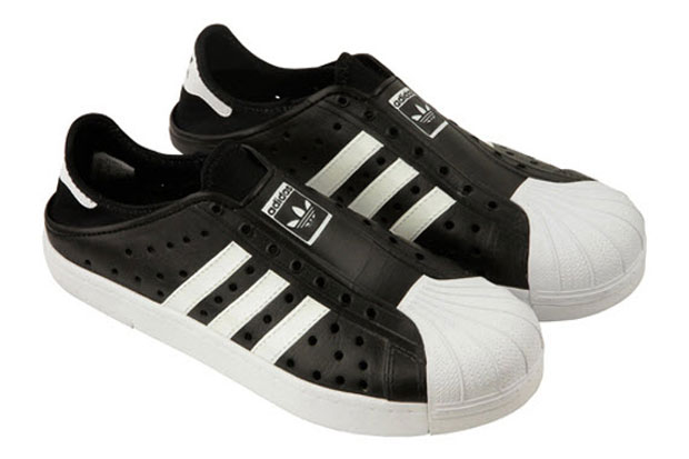 adidas Originals Beachstar Noir/Blanc