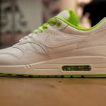 Nike Air Max 1 PRM NRG QS (White/Electric Green) - Clash Collection-7
