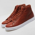 Nike Blazer Premium Leather (Pony Brown/White) - size? Exclusive