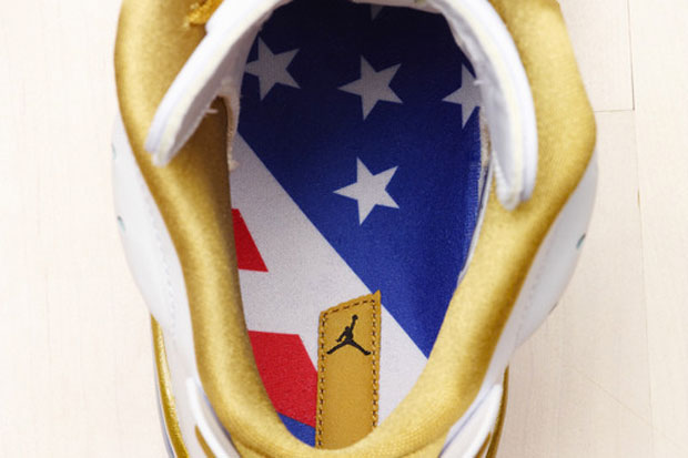 Air Jordan VI Golden Moments
