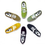 Kenzo x Vans Authentic - Automne/Hiver 2012 Collection