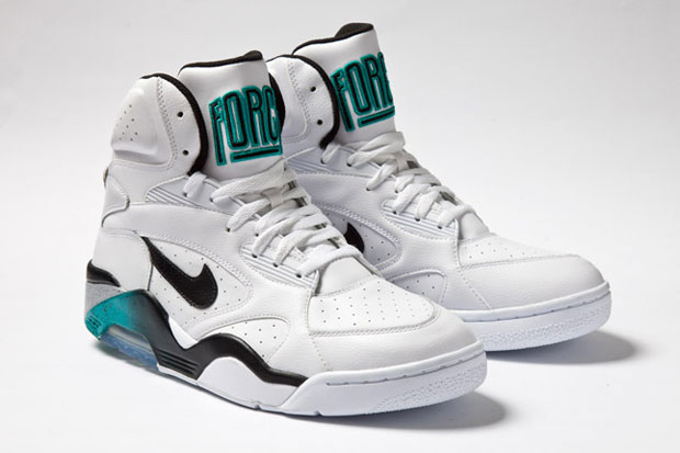 Nike Air Force 180 High - Retro 2012-1