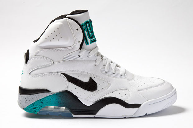 Nike Air Force 180 High - Retro 2012
