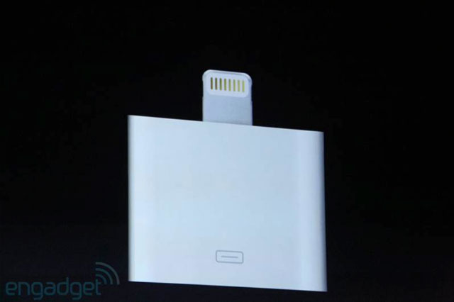 Apple iPhone 5 - Adaptateur Lightning