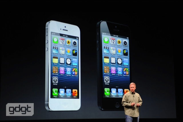 Apple iPhone 5 - Noir ou Blanc