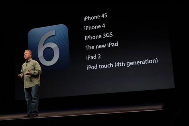 Apple iPhone 5 - iOS 6
