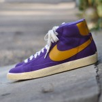 Nike Blazer Mid Vintage 'Los Angeles Lakers'
