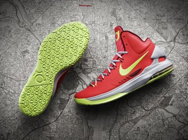 Nike Zoom KD V 'DMV' Kevin Durant