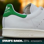 Retour de Adidas Stan Smith en 2014