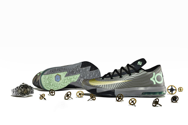 Nike KD VI Precision Timing